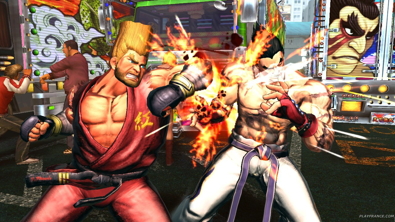 Image132 de Street Fighter X Tekken