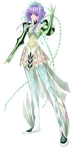 Artwork10 de Tales of Graces F