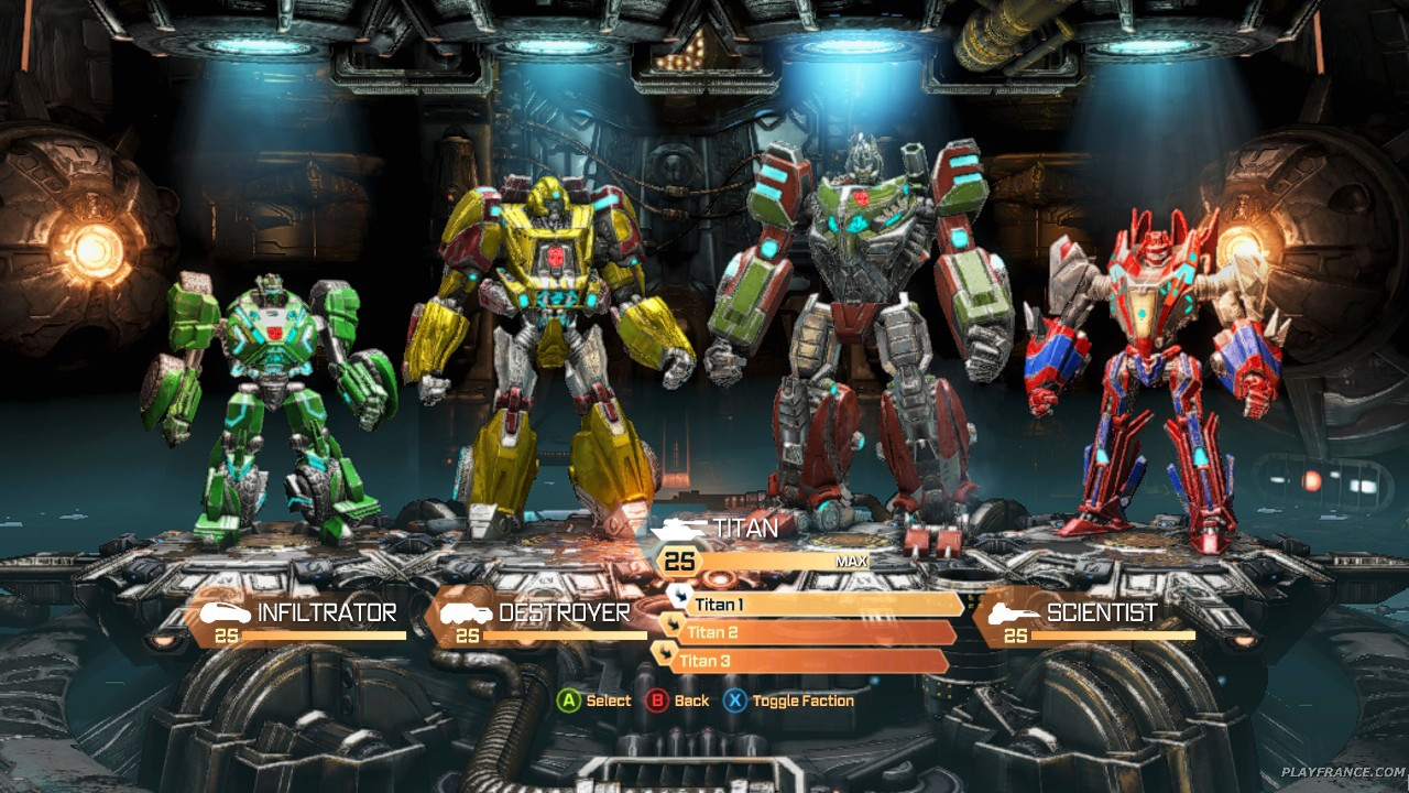 Image25 de Transformers : Fall of Cybertron