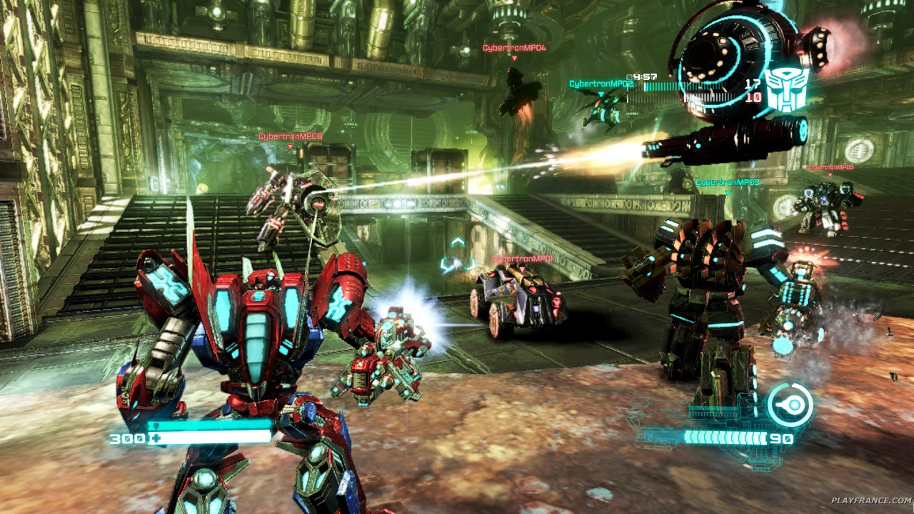 Image32 de Transformers: Fall of Cybertron