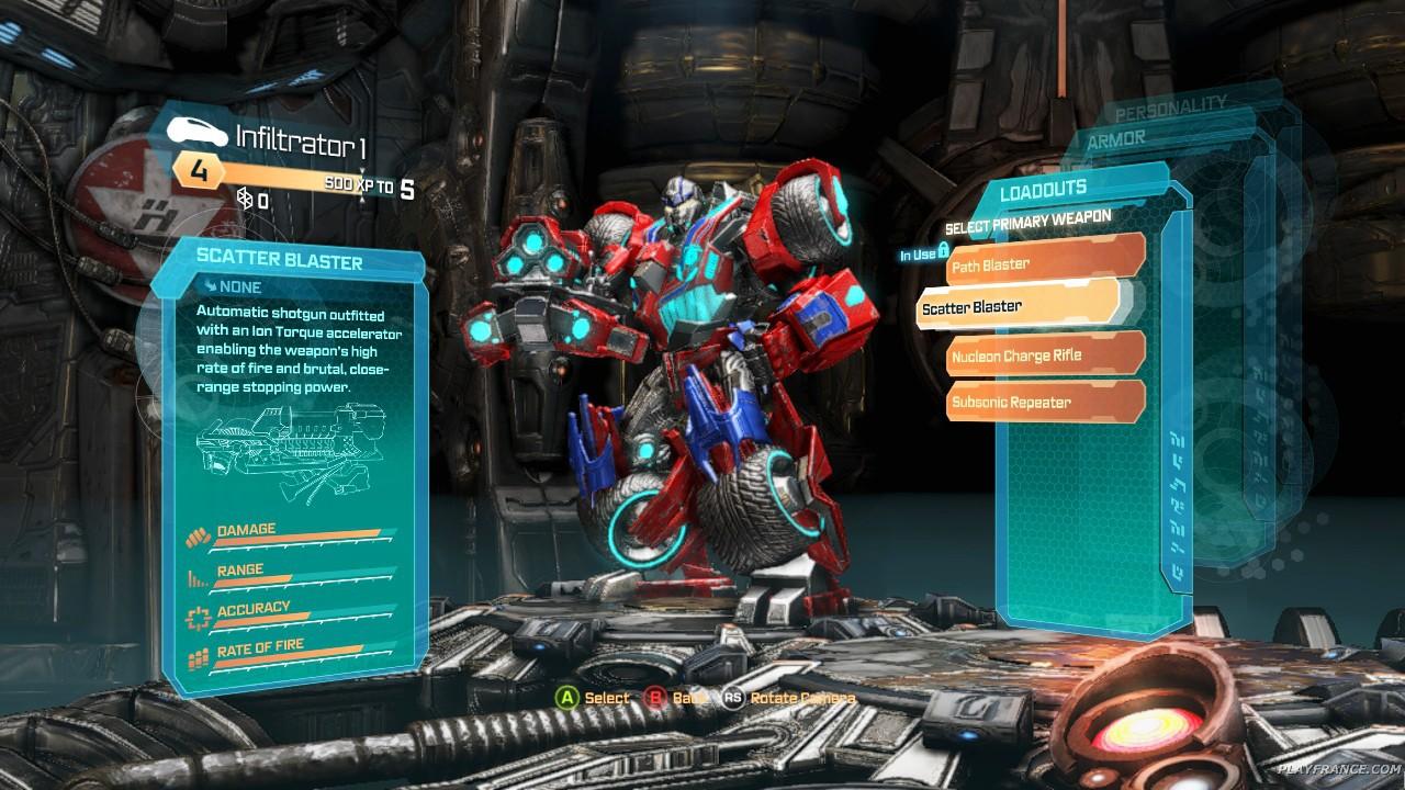 Image27 de Transformers: Fall of Cybertron