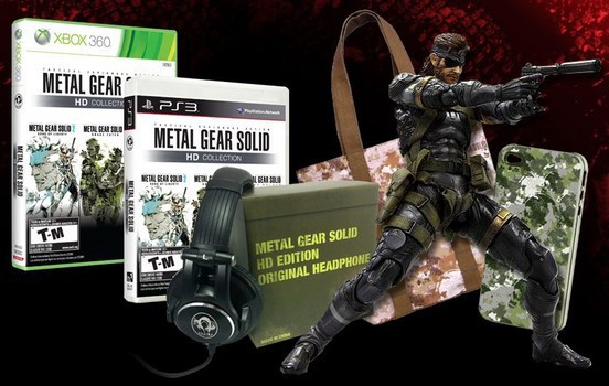 Artwork6 de Metal Gear Solid HD Collection