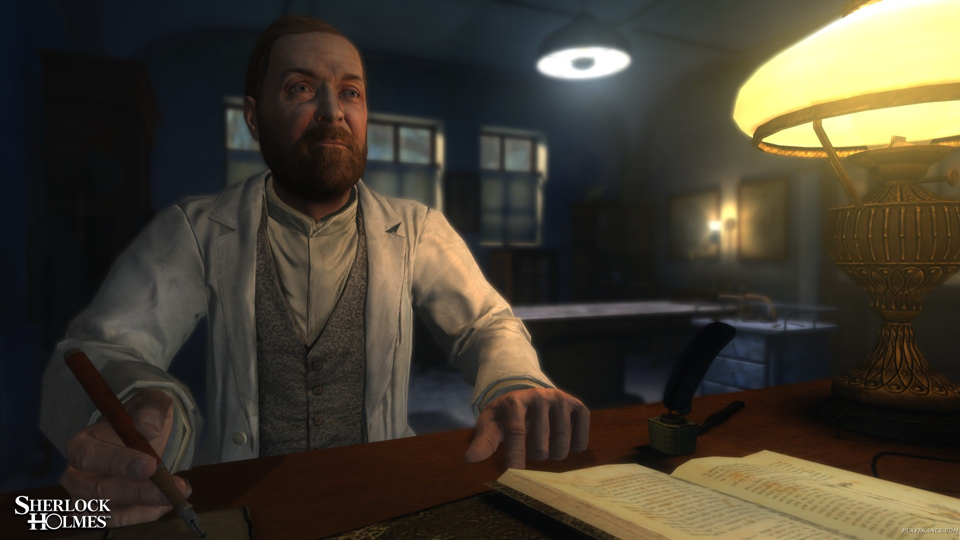 Image19 de Le Testament de Sherlock Holmes