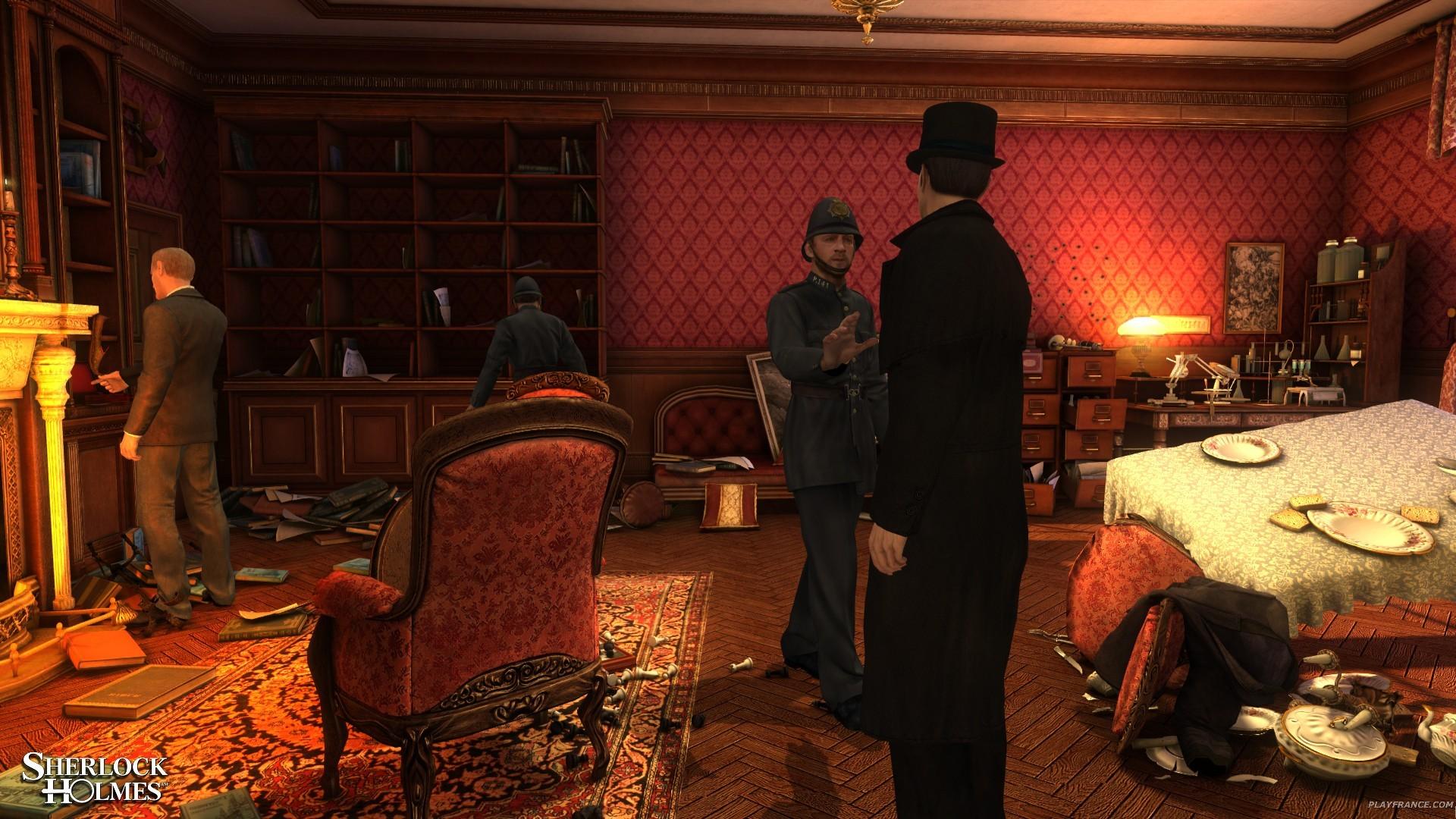 Image16 de Le Testament de Sherlock Holmes