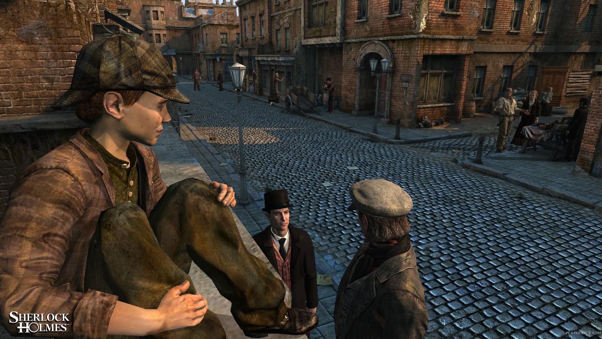 Image24 de Le Testament de Sherlock Holmes