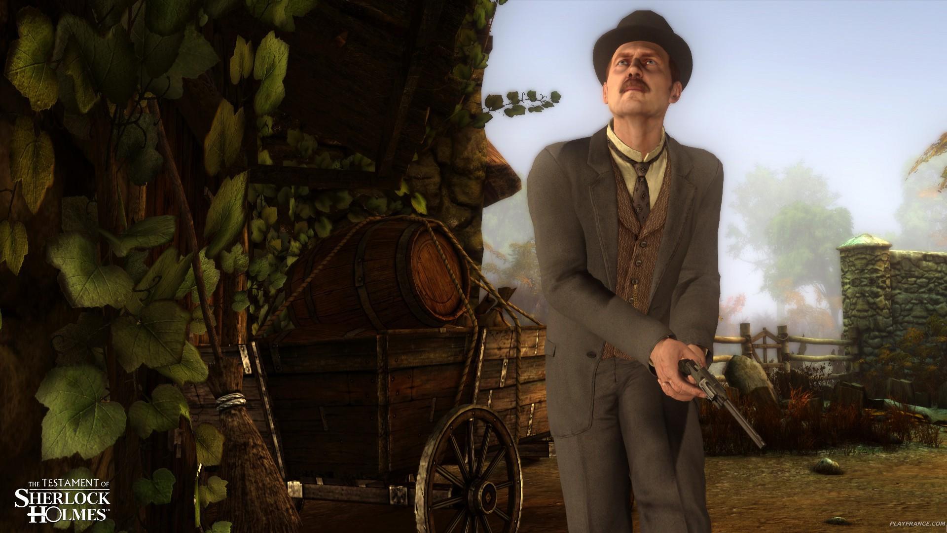 Image38 de Le Testament de Sherlock Holmes
