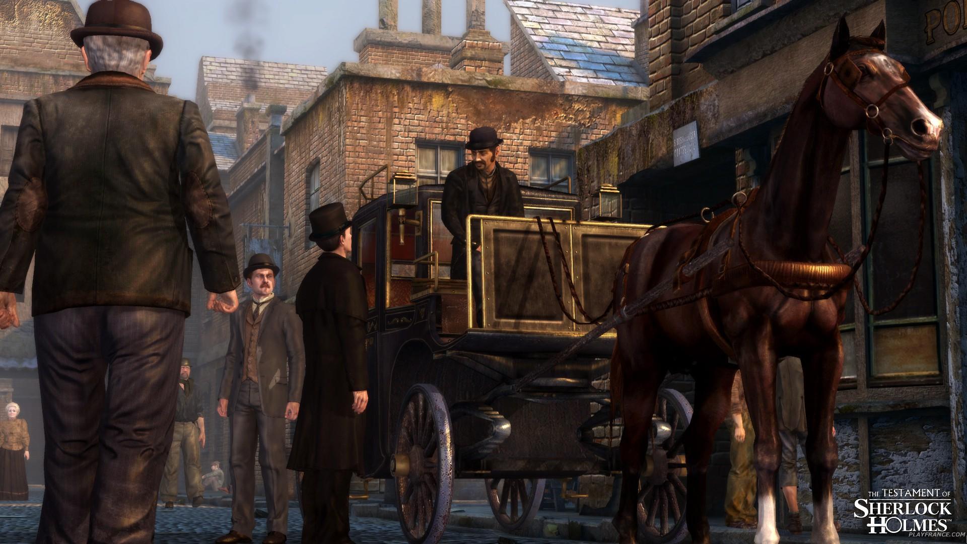 Image44 de Le Testament de Sherlock Holmes