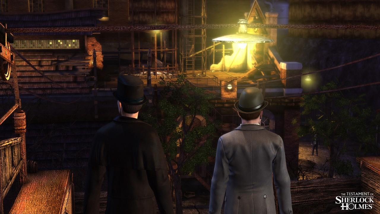 Image32 de Le Testament de Sherlock Holmes