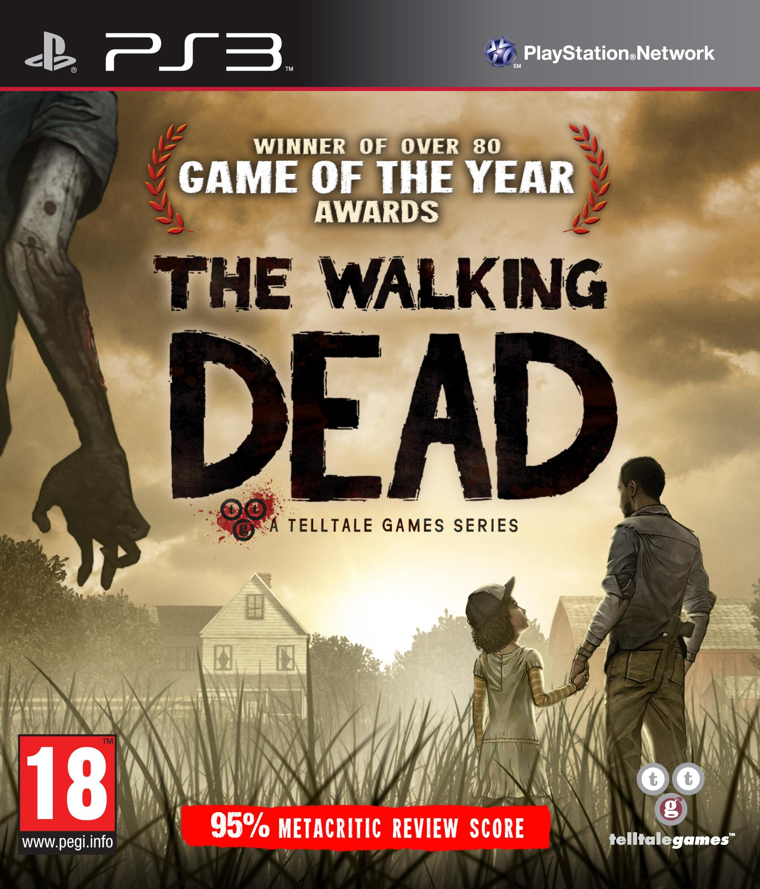 The Walking Dead (EUR) (4.40/4.46) (PS3) (MG)