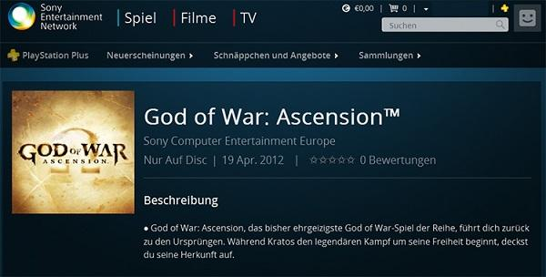 God of War : Ascension - 28