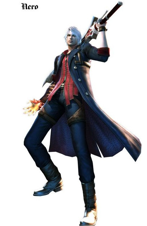 Devil May Cry 4 6414