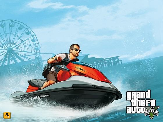 Grand Theft Auto V - 26