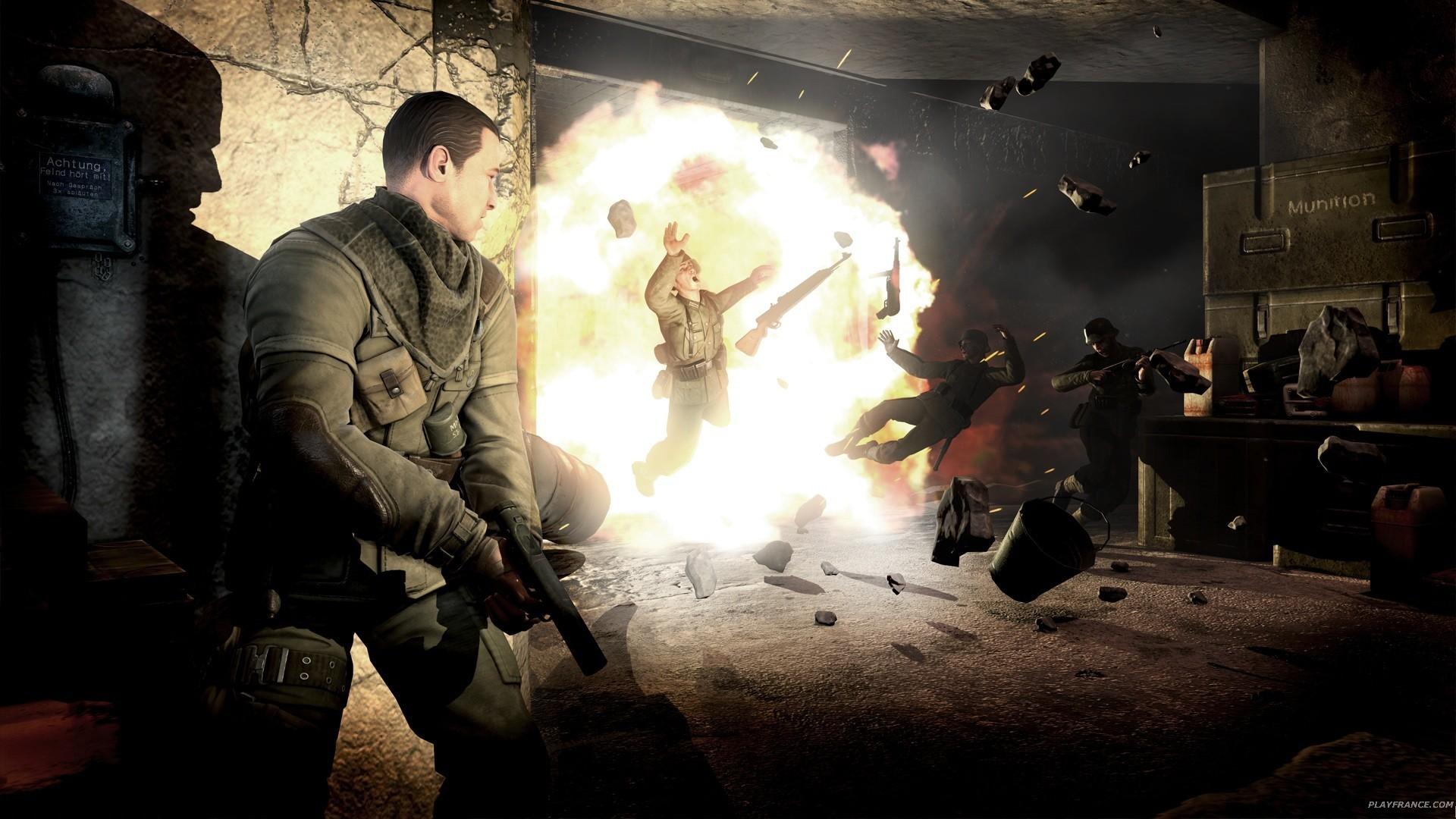 Image5 de sniper elite v2