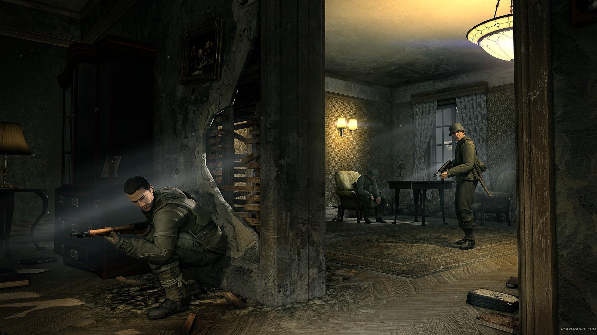 Image9 de sniper elite v2