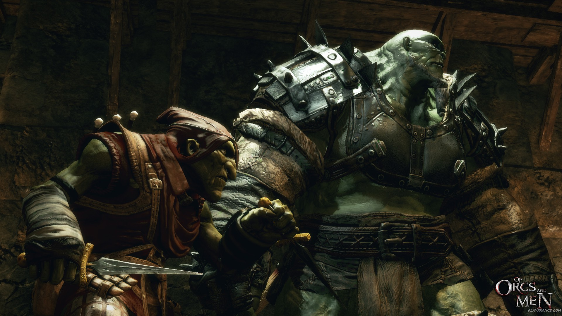 Image9 de Of Orcs and Men