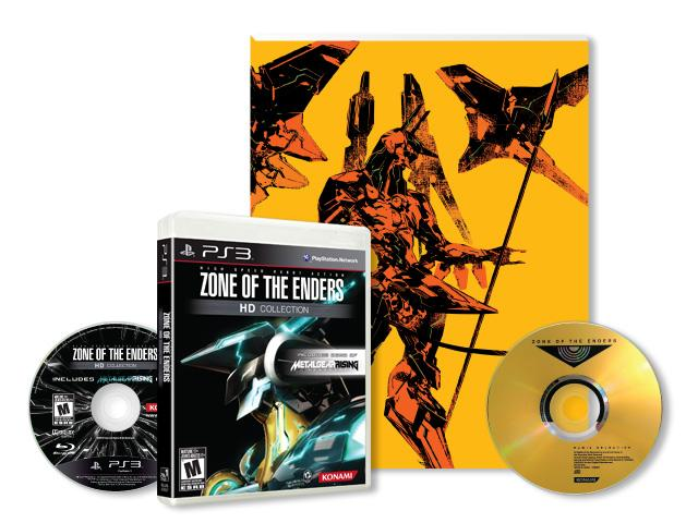 Artwork7 de Zone of The Enders HD Collection - galerie