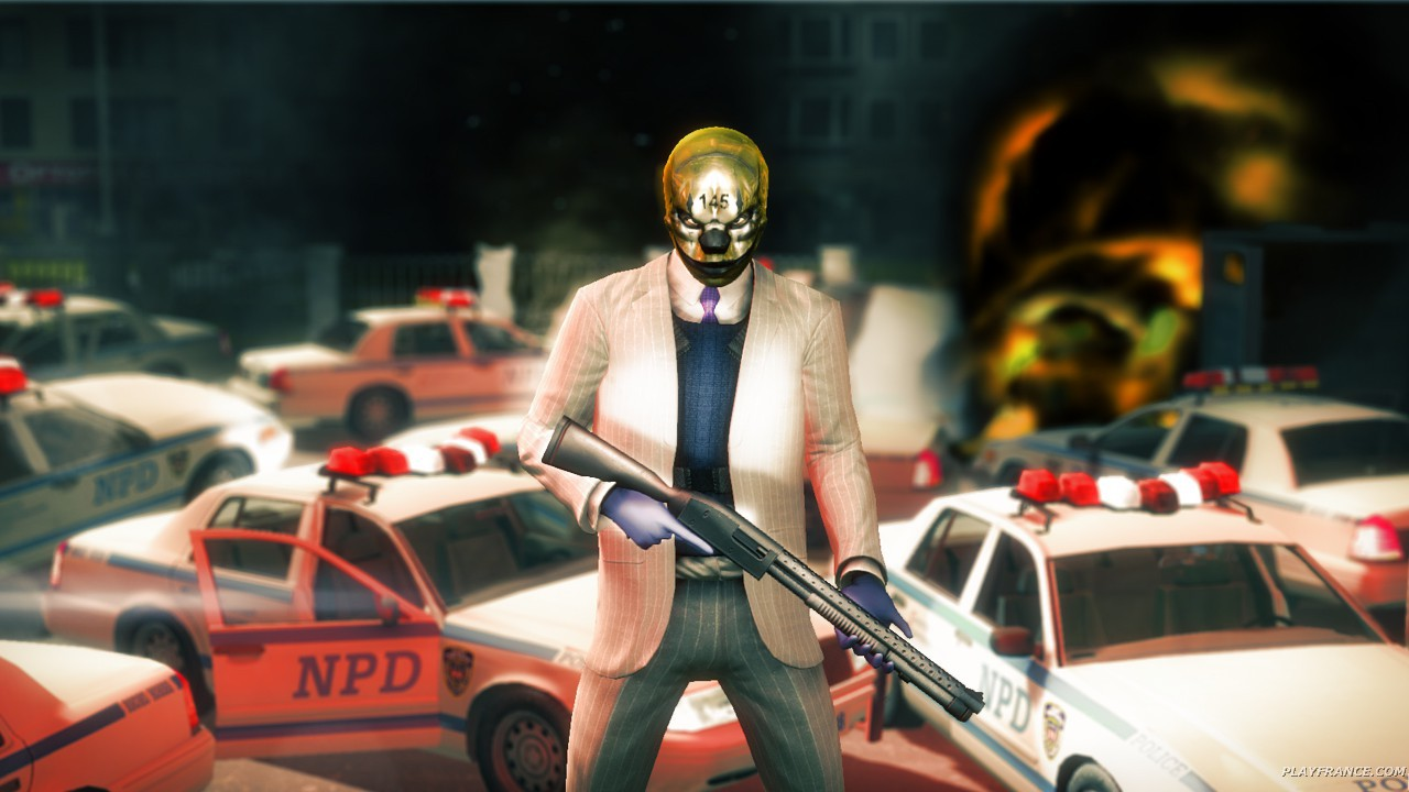 Image24 de Payday : The Heist - galerie
