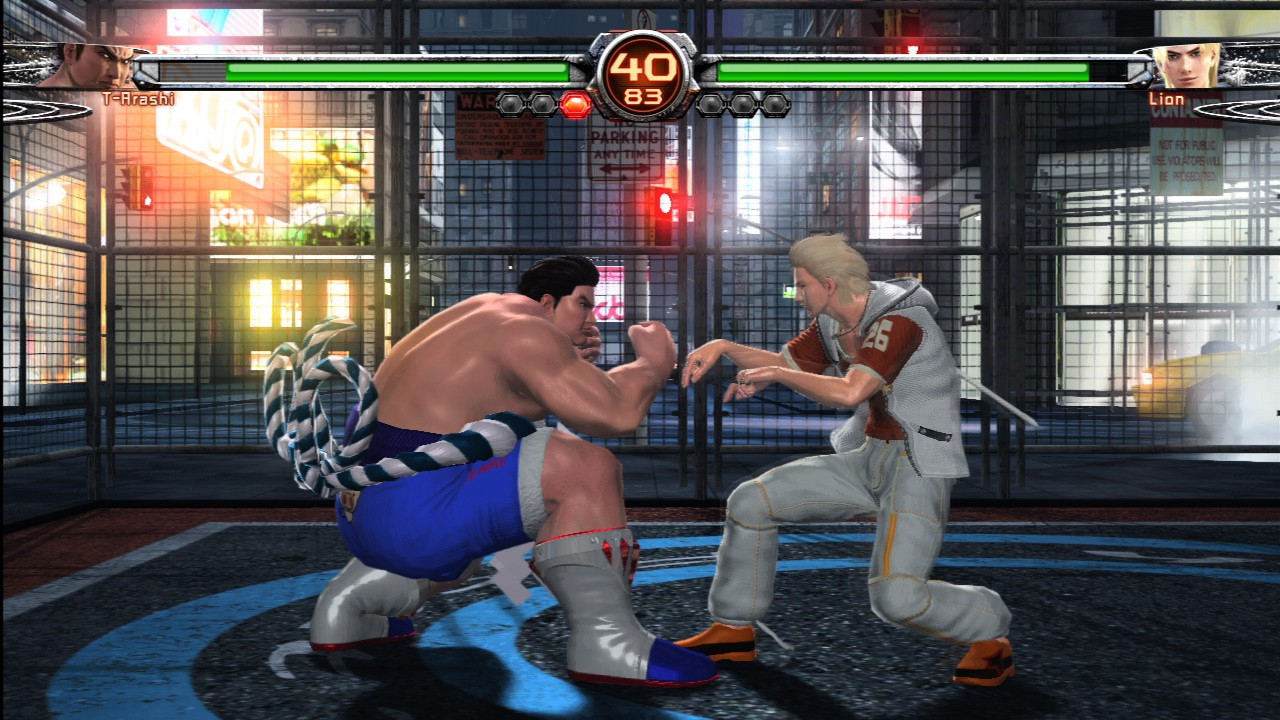 Image16 de Virtua Fighter 5 Final Showdown - galerie