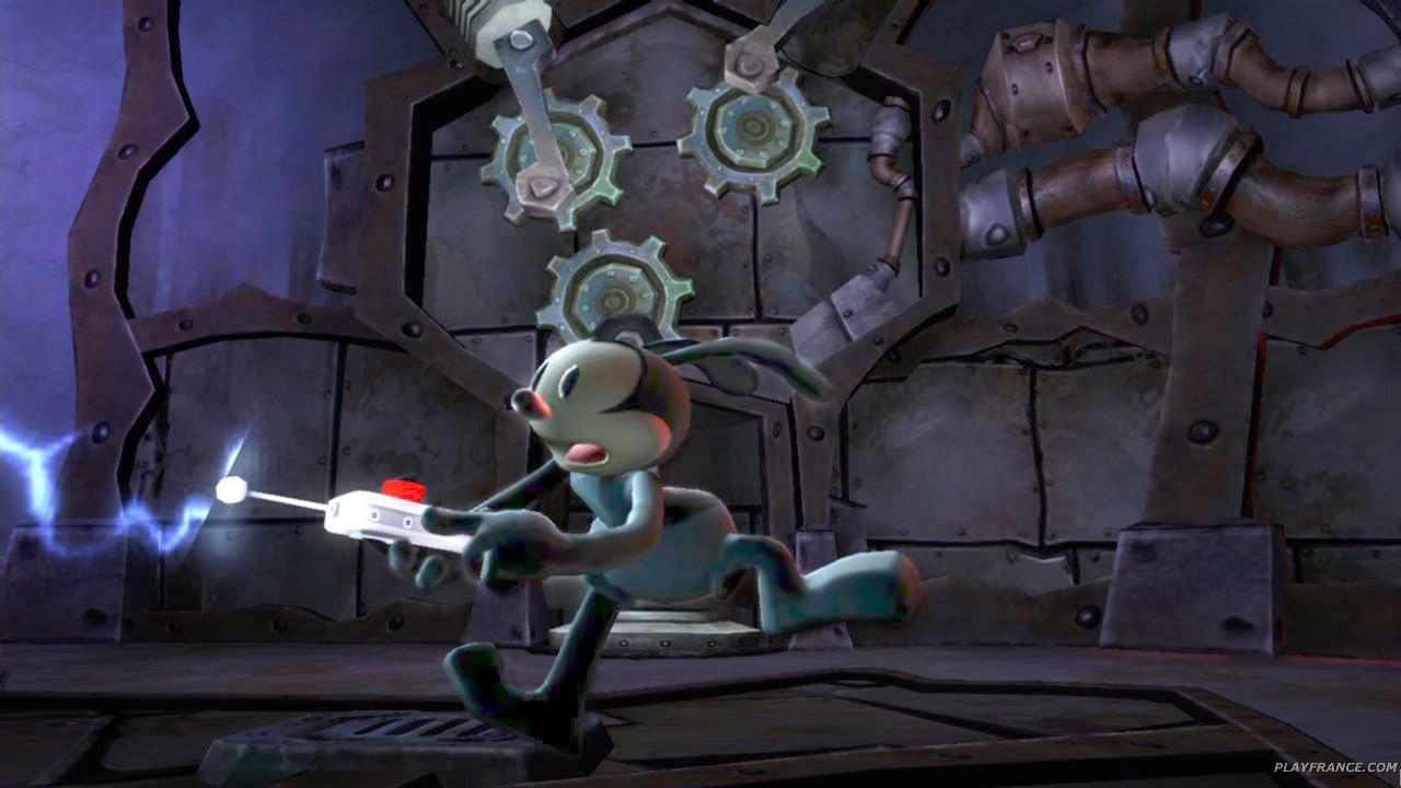 Image20 de Epic Mickey : Le retour des héros