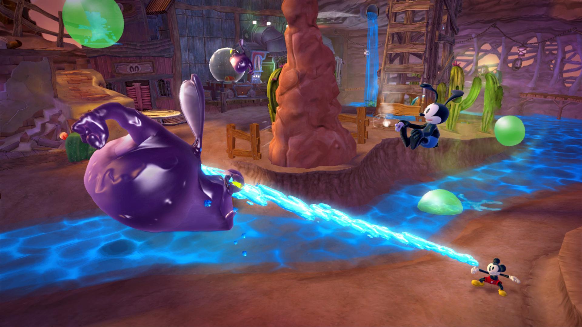 Image29 de Epic Mickey : Le retour des héros