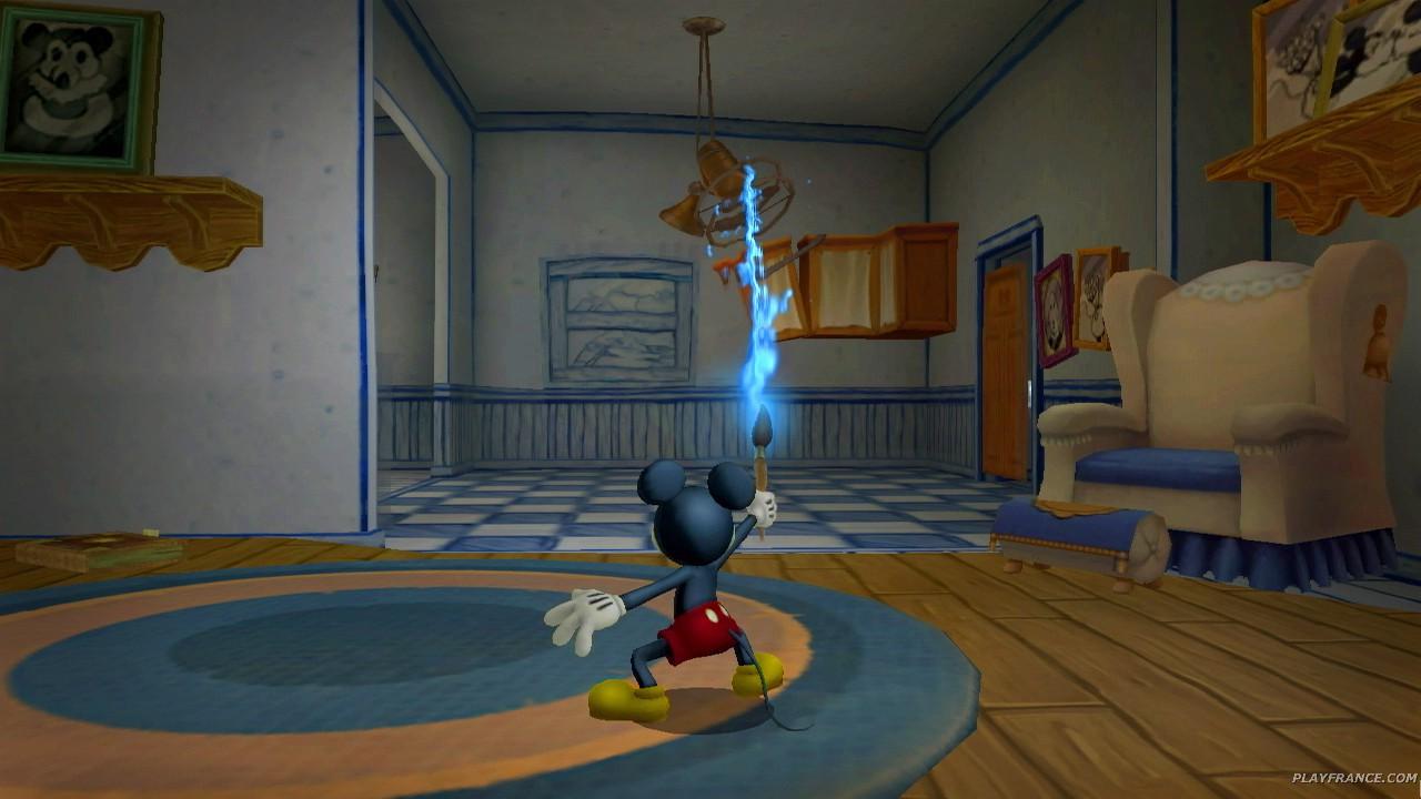 Image14 de Epic Mickey : Le retour des héros