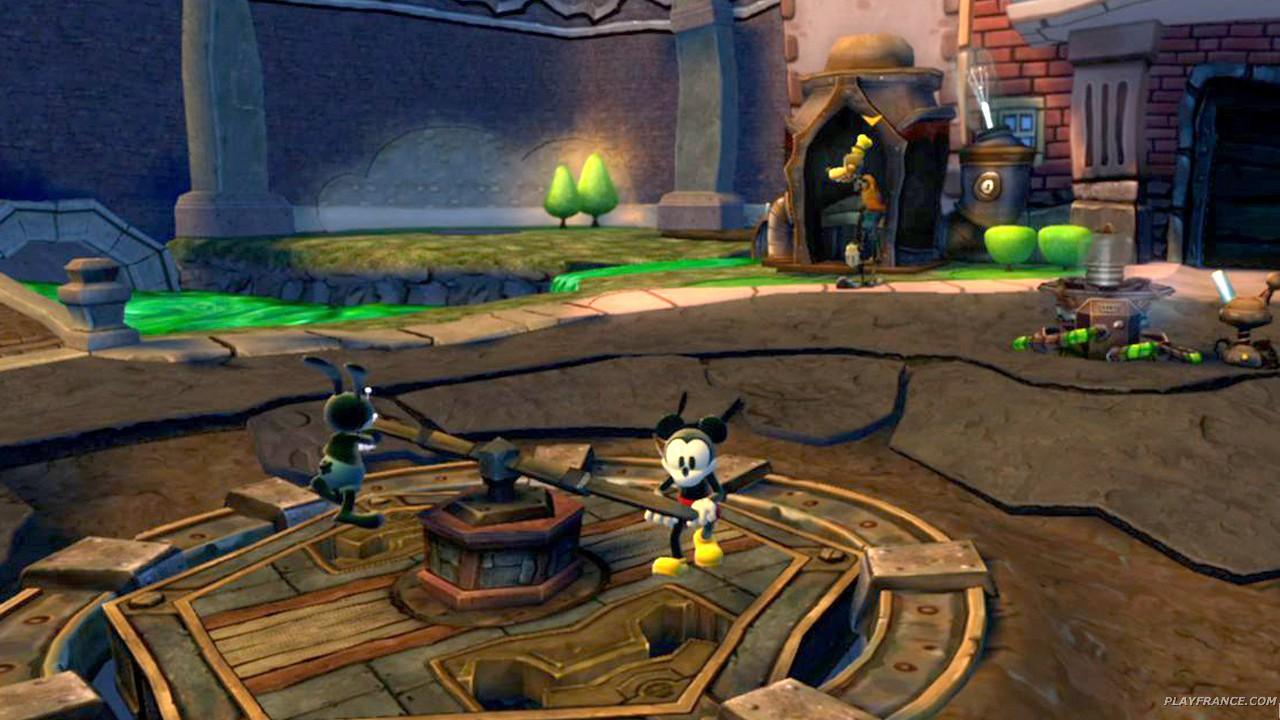 Image18 de Epic Mickey : Le retour des héros