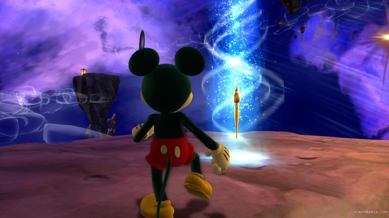 Image19 de Epic Mickey : Le retour des héros