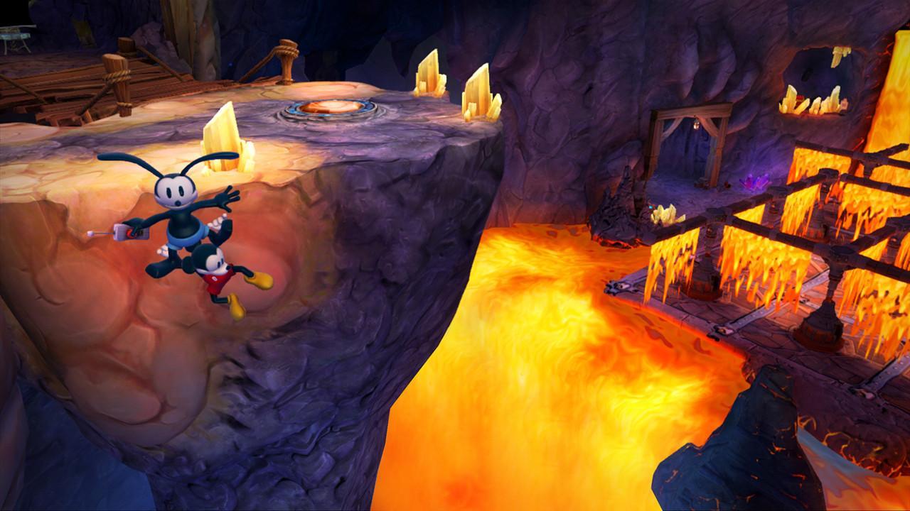 Image56 de Epic Mickey : Le retour des héros