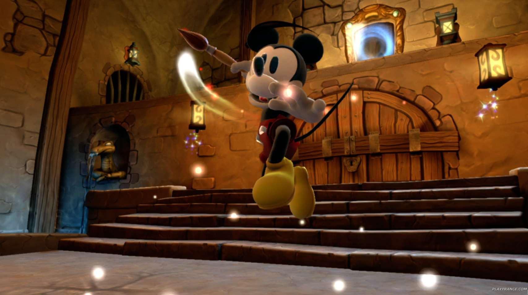 Image22 de Epic Mickey : Le retour des héros