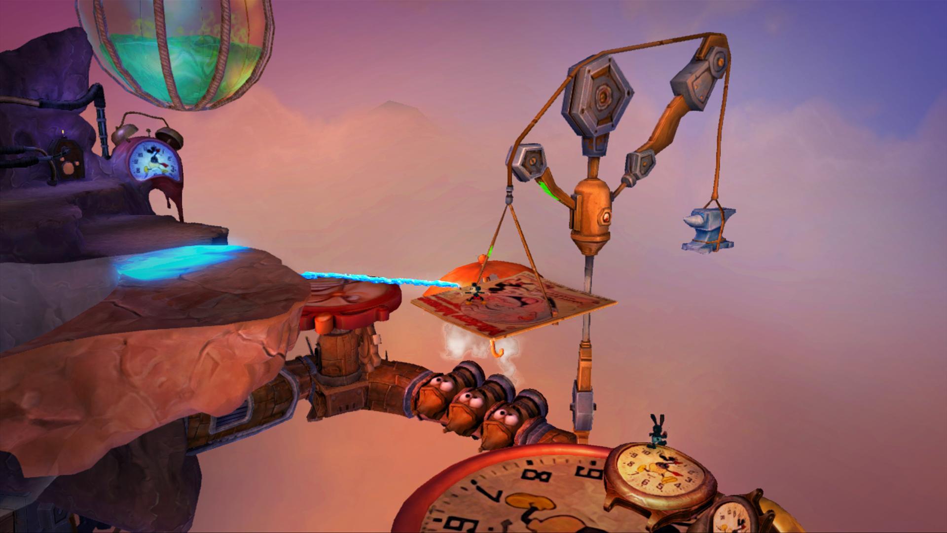 Image32 de Epic Mickey : Le retour des héros
