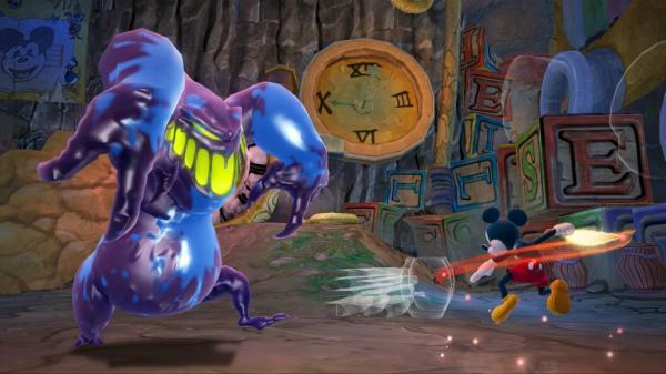 Image46 de Epic Mickey : Le retour des héros