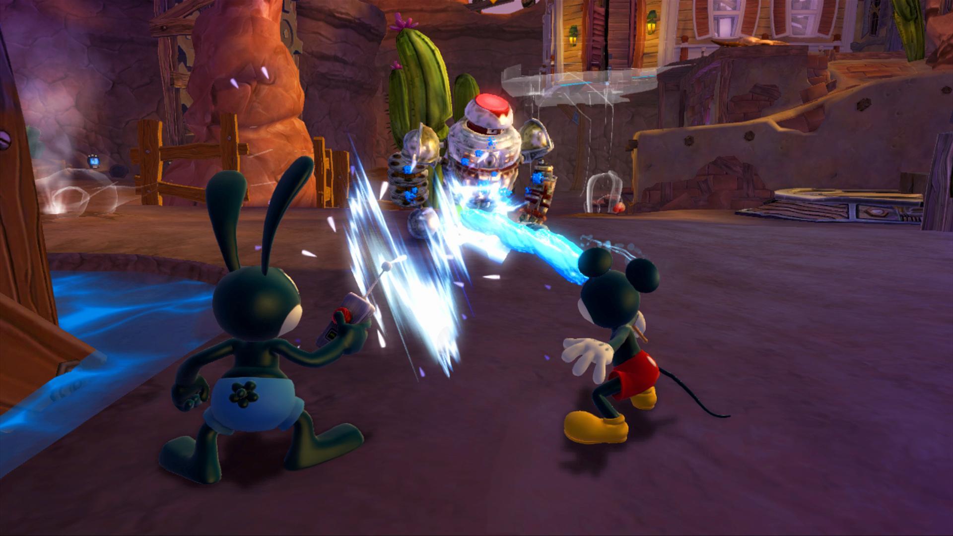 Image33 de Epic Mickey : Le retour des héros