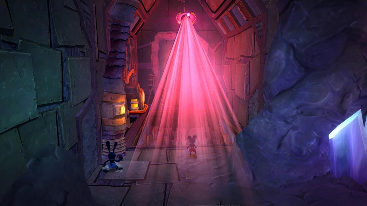 Image60 de Epic Mickey : Le retour des héros