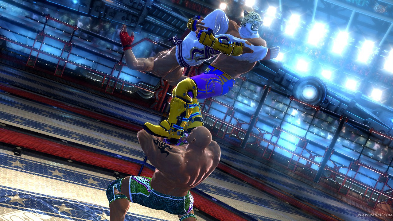 Image14 de Tekken Tag Tournament 2