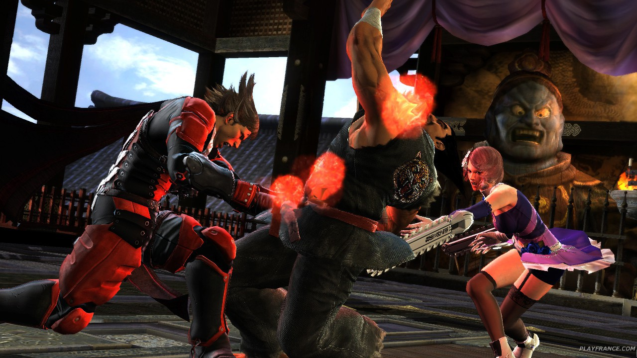 Image12 de Tekken Tag Tournament 2