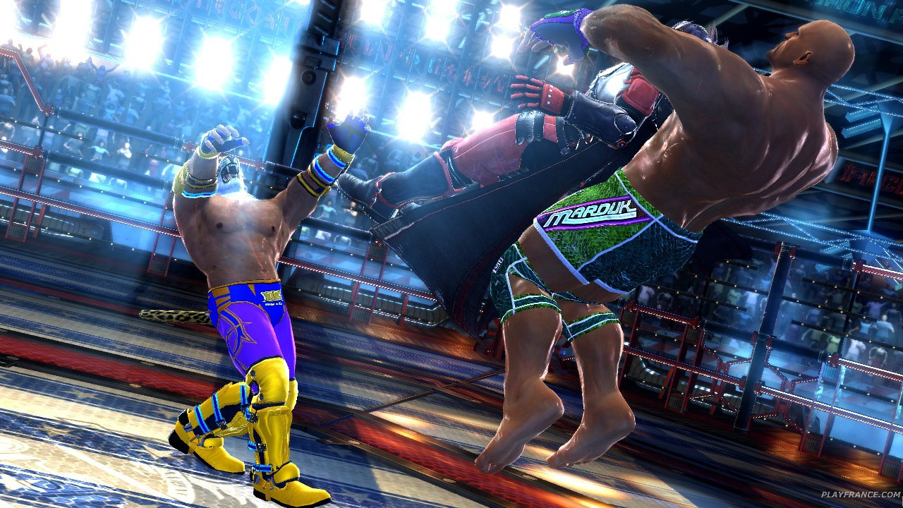 Image37 de Tekken Tag Tournament 2