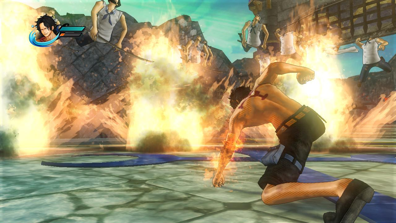 Image13 de One Piece : Pirate Warriors