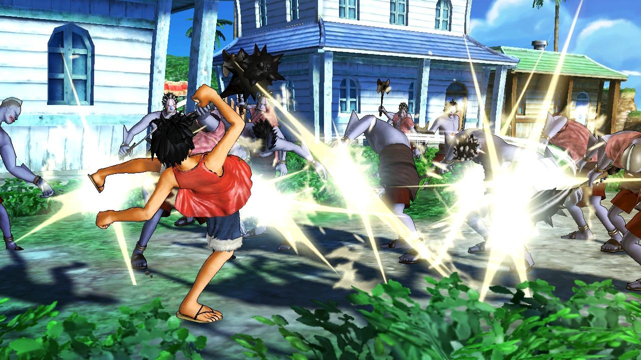 Image71 de One Piece : Pirate Warriors