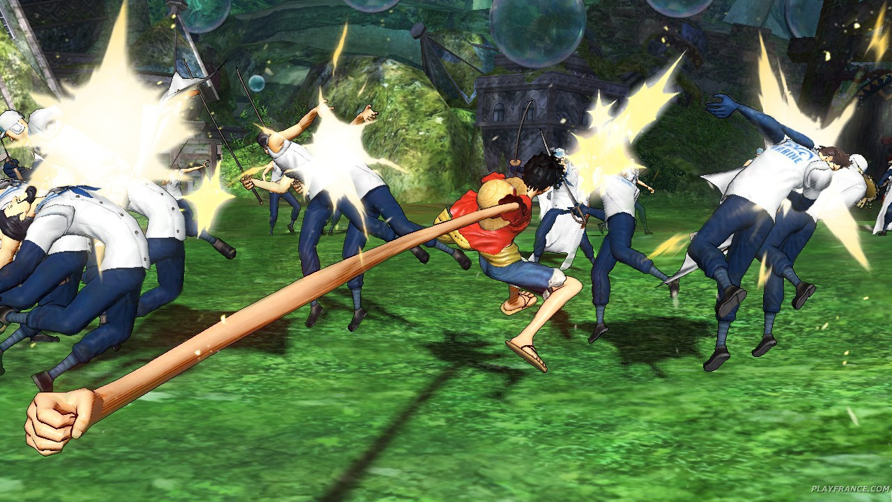 Image3 de One Piece : Pirate Warriors