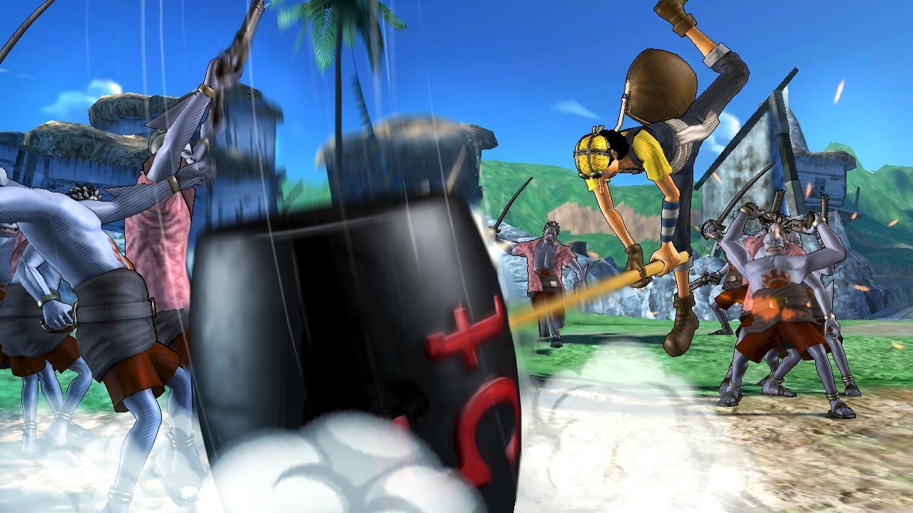 Image79 de One Piece : Pirate Warriors