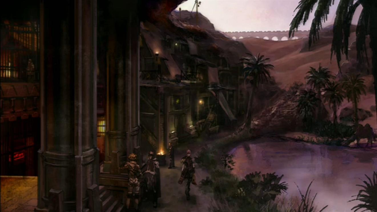 Artwork6 de Lightning Returns : Final Fantasy XIII