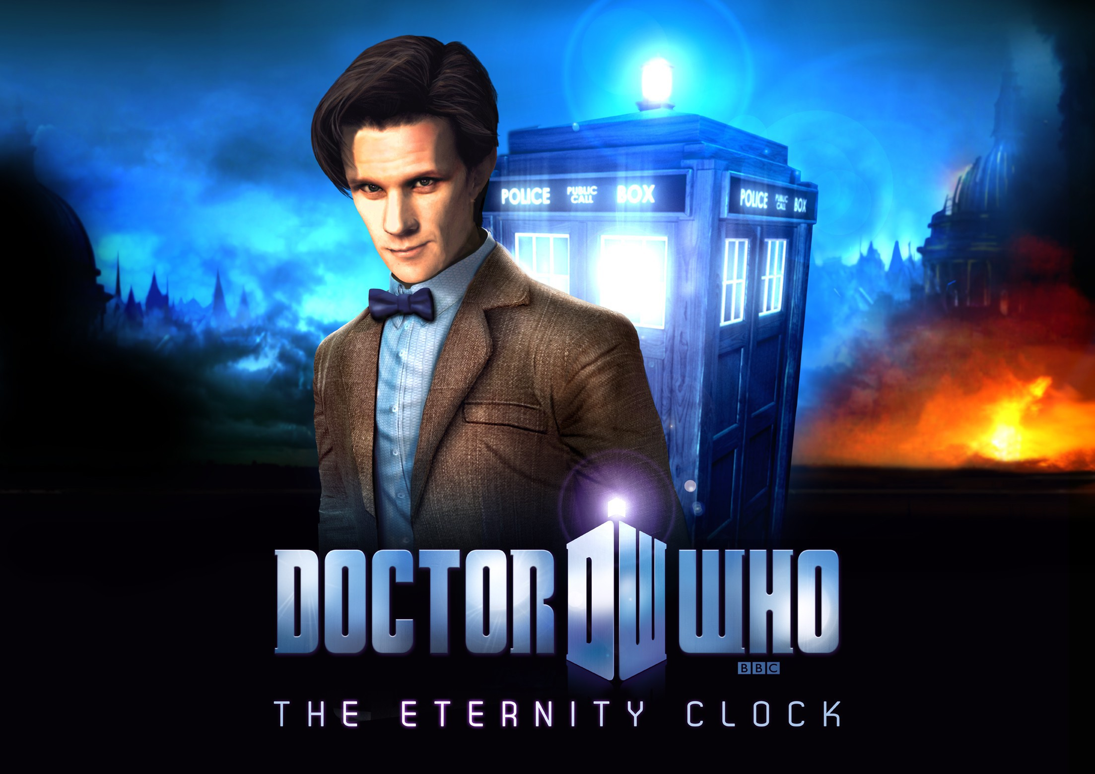 Artwork2 de Doctor Who : The Clock Eternity - galerie