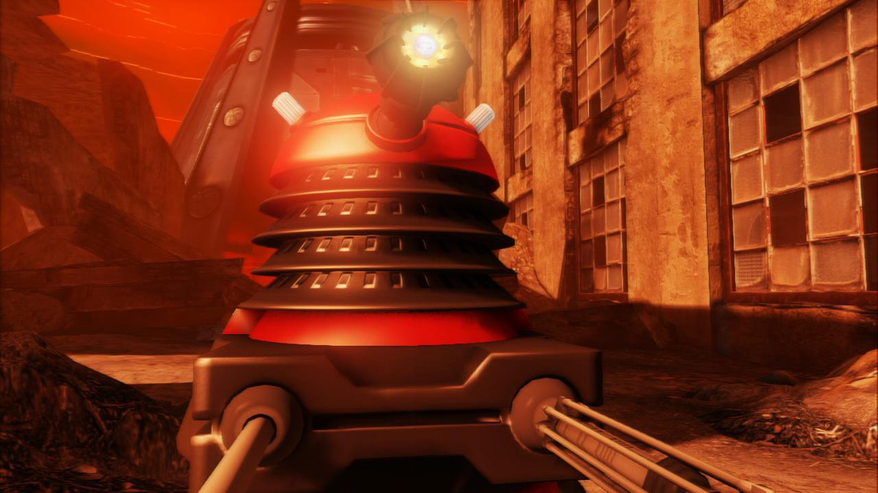 Image3 de Doctor Who : The Clock Eternity - galerie