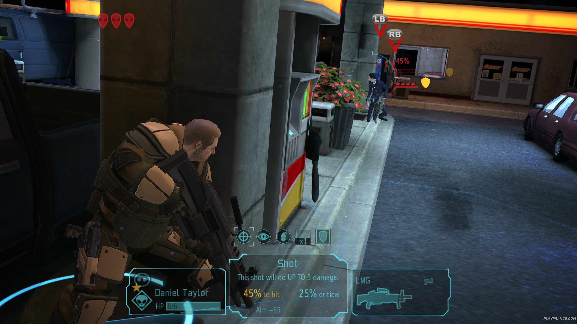 Image4 de XCOM : Enemy Unknown