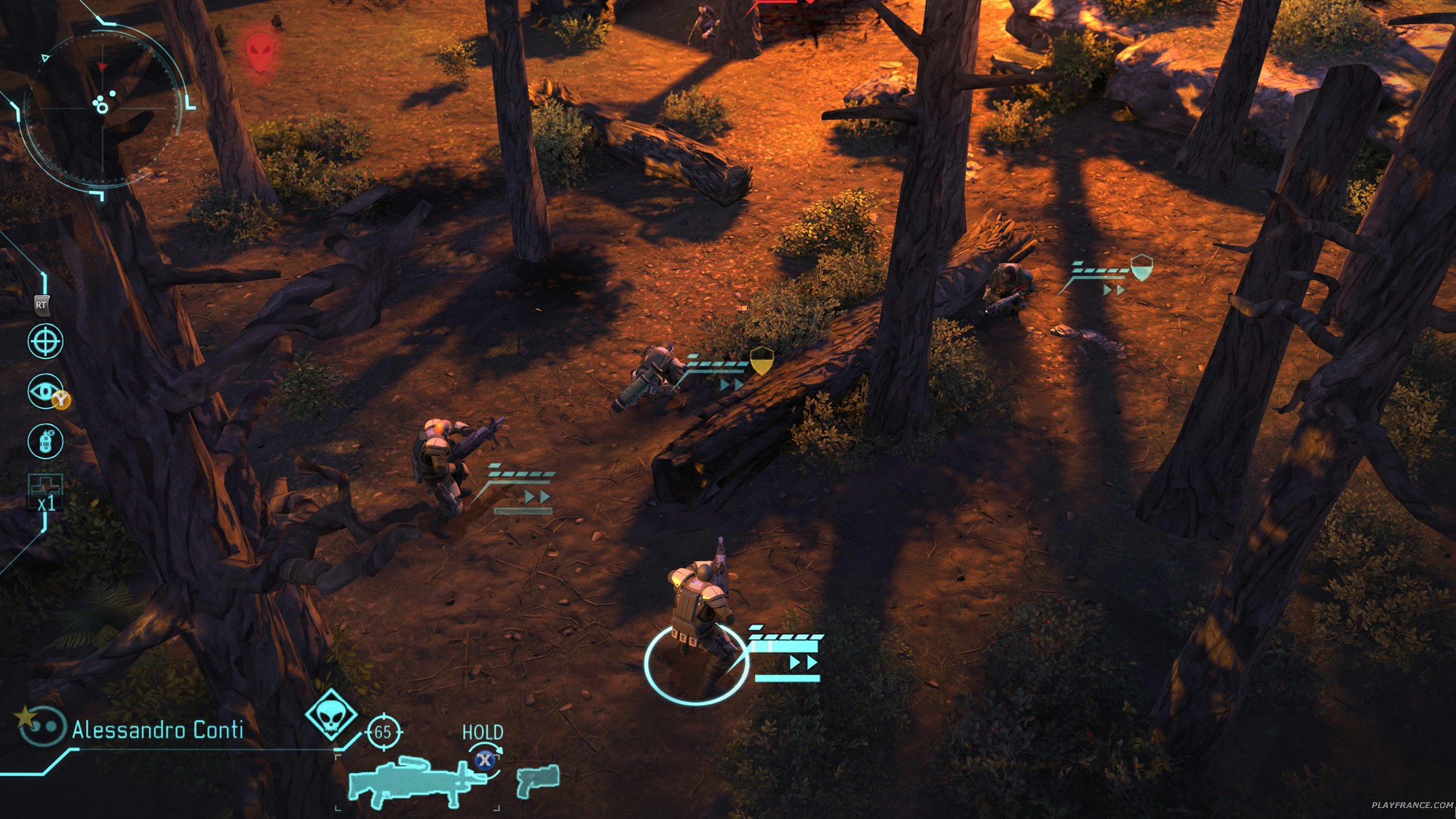 Image5 de XCOM : Enemy Unknown