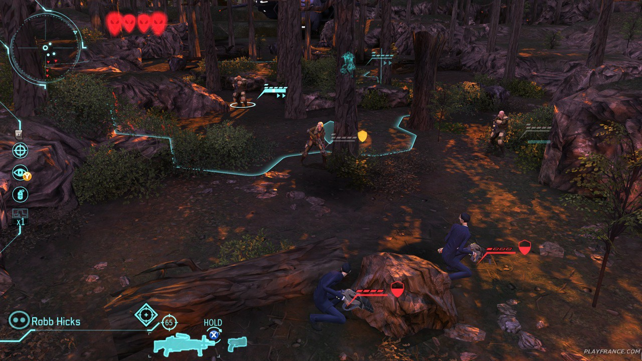 Image3 de XCOM : Enemy Unknown