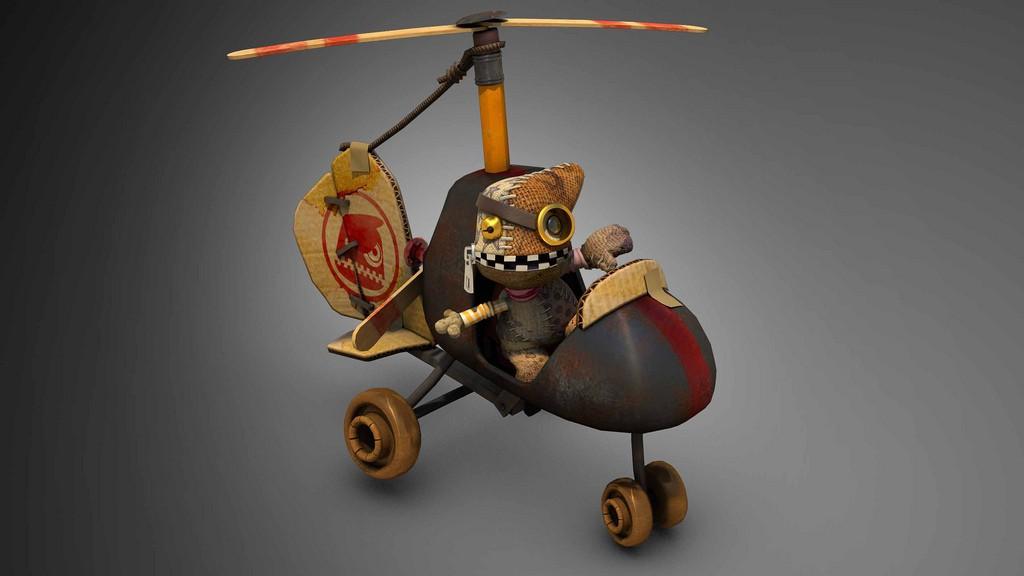 Artwork3 de LittleBigPlanet Karting
