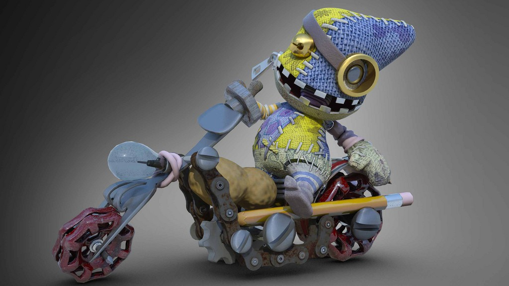 Artwork6 de LittleBigPlanet Karting
