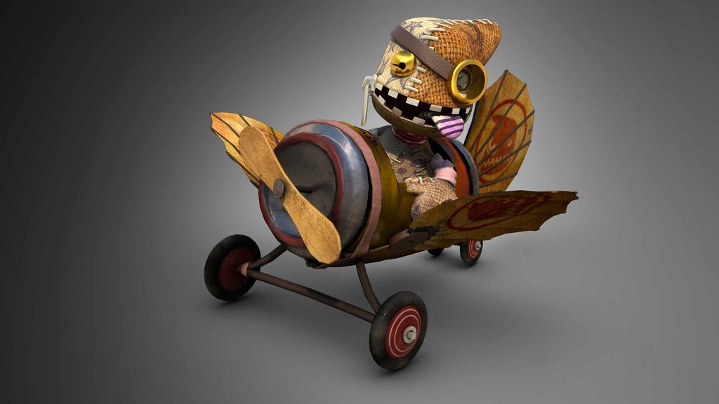 Artwork5 de LittleBigPlanet Karting
