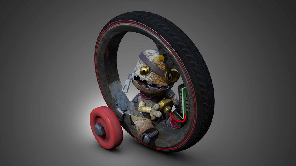 Artwork2 de LittleBigPlanet Karting